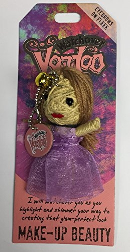 (Watchover Voodoo 108010132 Make-Up Beauty, Multi-Colored,)