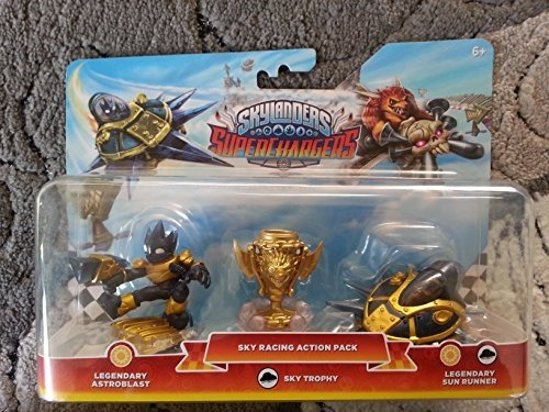Skylanders SuperChargers: Legendary Racing Sky Pack