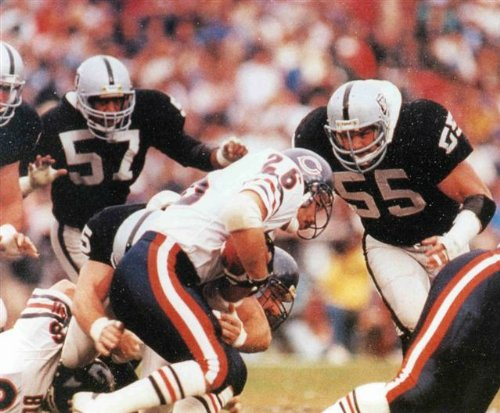 MATT MILLEN OAKLAND RAIDERS 8X10 SPORTS ACTION PHOTO (1)