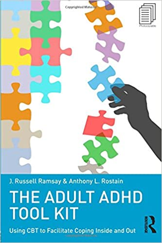 Faulty Reporting On Adhd >> Amazon Com The Adult Adhd Tool Kit 9780415815895 J Russell