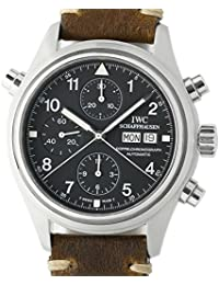 Pilot automatic-self-wind mens Watch IW3713 (Certified Pre-owned)