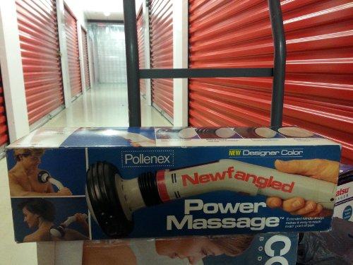 Pollenex Massager - Pollenex Newfangled Power Handheld Massage Percussion WM15