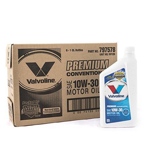 10w30 motor oil case - 5