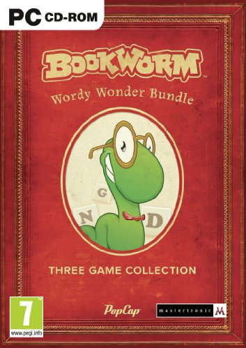 Bookworm triple pack product image