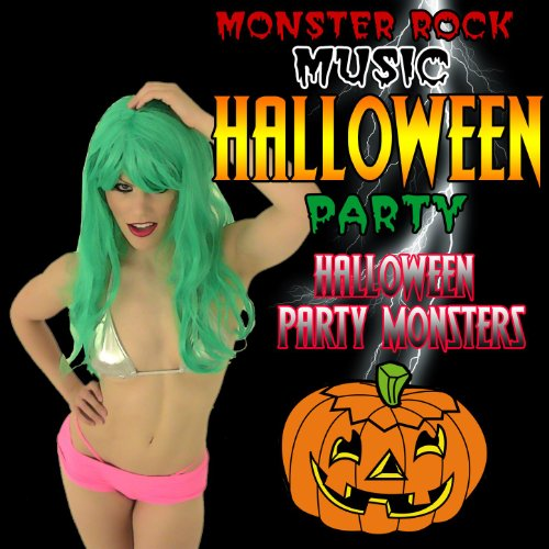 Monster Rock Music Halloween Party [Clean] -