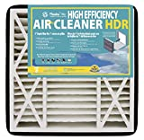 NaturalAire High Efficiency HDR Air Filter, MERV 8, 16 x 25 x 5-Inch, 2-Pack