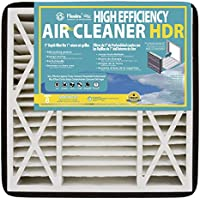 NaturalAire High Efficiency HDR Air Filter, MERV 8, 16 x 20 x 5-Inch, 2-Pack