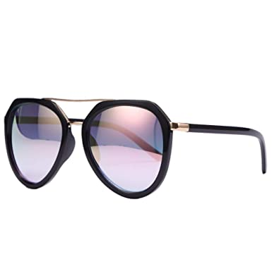 INITIALGRASS Gafas De Sol Para Mujer Gafas De Sol De Gran ...