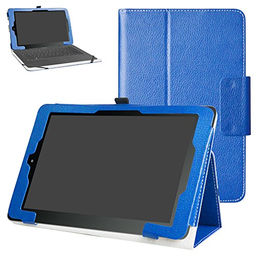 RCA 10 Viking Pro/Viking II/Cambio W101 V2 Case,Mama Mouth PU Leather Folio Stand Cover for 10 inch RCA 10 Viking Pro/Viking II/Cambio W101 (V2) 10.1