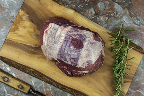 American Leg of Lamb Roast Boneless - Humanely Raised, Animal Welfare Approved