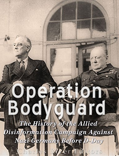 """Operation Bodyguard"" Cover"