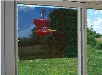 Amazoncom New Songbird Essentials TwoWay Window Mirror X - Bird window stickers amazon