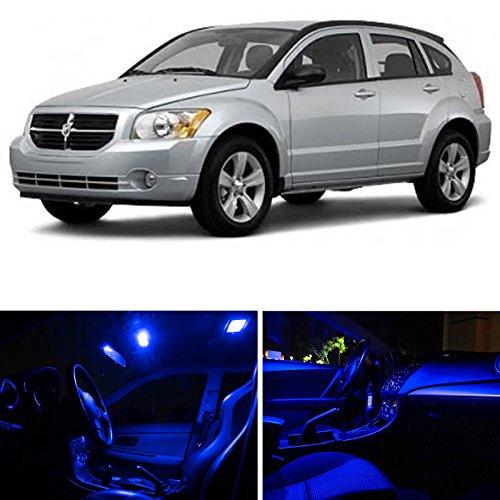 liber 2007-2012 Blue Premium LED Interior Lights Package Kit (6 Pieces) ()