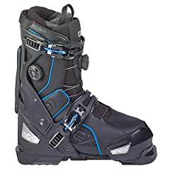 It used to be that one boot couldn't be comfortable and deliver excellent performance but that was before the Apex MC 2 Ski Boots The innovative design has an Open Chassis with a Tunable A Flex suspension that allows you to adjust the flex to...