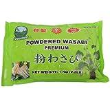 Greenland Powdered Wasabi Premium (1 Kilo/2.2 lb.)