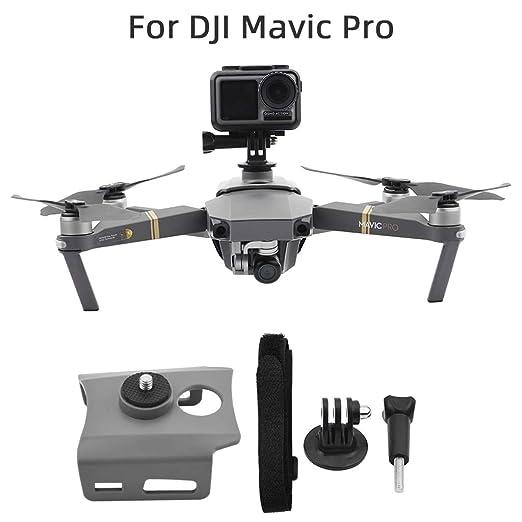 DJI Mavic Dron cámara accesorios de llenado soporte de luz soporte ...