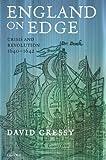 England on Edge, David Cressy, 0199280908