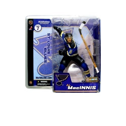 Al MacInnis Action Figure by McFarlane Sportspicks: NHL Series 7 ()
