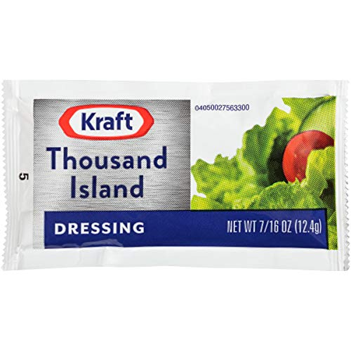 (Kraft Thousand Island Dressing (2 oz Packets, Pack of 200))