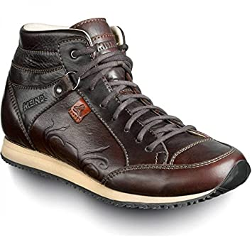 Meindl Schuhe Cuneo Mid Identity Lady - dunkelbraun Gb3oA