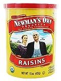 Newman's Own Organics - Organic Raisins - 15 oz.