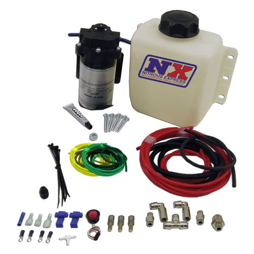 Nitrous Express 15020 Water-Methanol Injection System for Gas Stage 1 Boost Engine (Nitrous Fuel System)