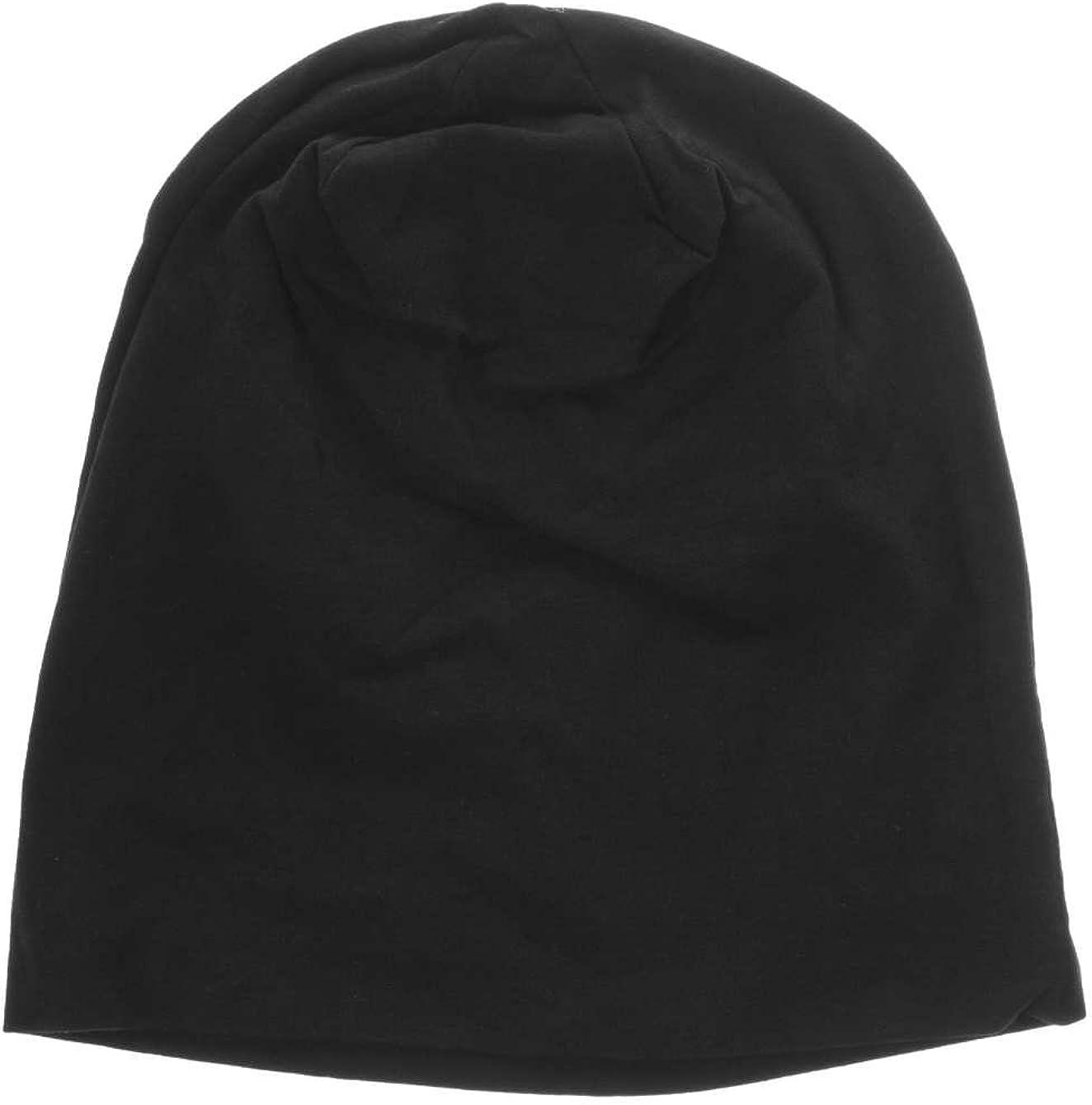 Masterdis Ladies//Men/'s Jersey Beanie Hat Fabric Cotton Autumn//Winter