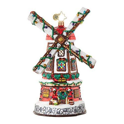 Christopher Radko Dutch Delight Cottages & Houses Christmas Ornament from Christopher Radko