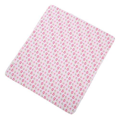 Kris&Ken Waterproof Reusable Changing Pad Baby Changing Mat for Diaper Change 27.5″x 31.5″