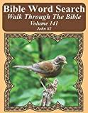 Bible Word Search Walk Through The Bible Volume