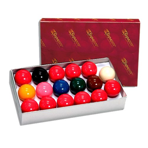 BCE - Billes Snooker Supapro 50,8 mm