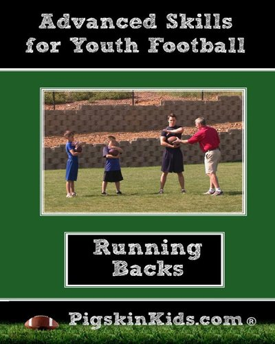 Advanced Running Backs Skills for Youth Football By Coach Mark Watson - Football Drills Running Backs