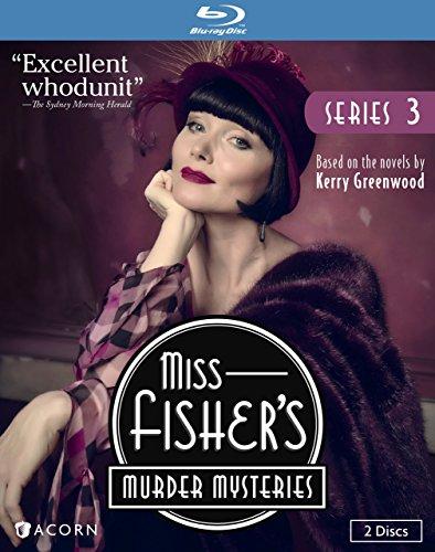 Miss Fisher's Murder Mysteries: Series 3 [Blu-ray]