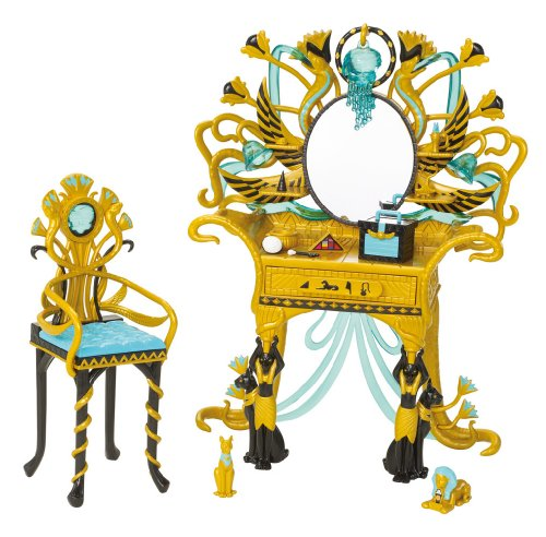 Monster High Cleo de Nile's Vanity Accessory ()