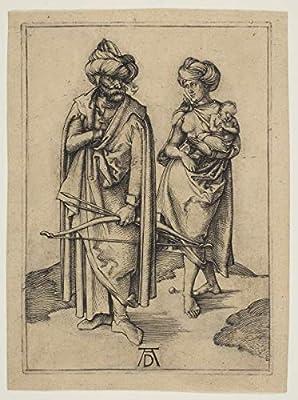 Albrecht Durer Giclee Art Paper Print Art Works Paintings