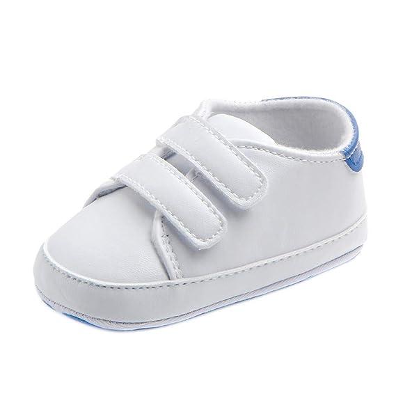 Zapato Deporte Bebé Recién Nacido Para Primeros Pasos De Suela ...