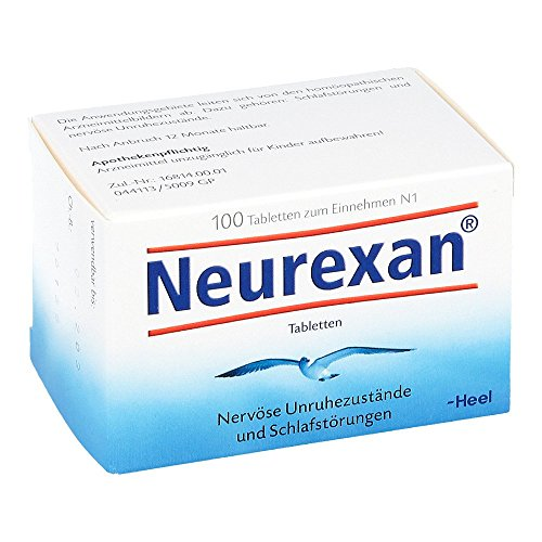 Neurexan Tabletten, 100 St
