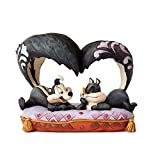 Looney Tunes by Jim Shore Pepe Le Pew and Penelope Figurine 40545769