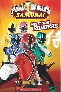 Power Rangers Samurai Meet The