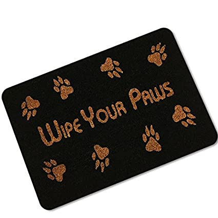Amazon Com Welcome Rubber Foot Pad Door Mat Non Slip Pads Ground