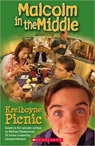 Malcolm in the Middle: Krelboyne Picnic audio CD: Krelboyne Picnic Audio Pack Scholastic Readers: Amazon.es: Michael Glouberman: Libros en idiomas extranjeros