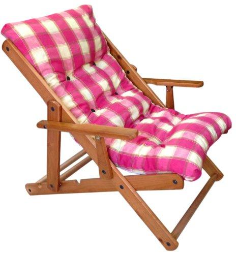 Poltrona Sdraio In Legno.Cuscini Cuscino Imbottito Di Ricambio Per Poltrona Sdraio Relax