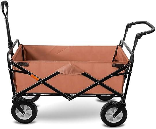 Carrito plegable carro para picnic Carro de carrito de jardín ...