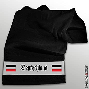 Deutschland Altdeutsch Fahne schwarz weiß rot Preußen Germania ...