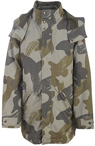 BURTON NUTRITION Burton Women's Bailey System Jacket, Denison Camo, Medium (Denison Jacket)