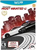 Need for Speed Most Wanted U - Nintendo Wii U