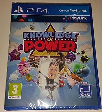 Knowledge is Power (Playstation 4) [importación inglesa]: Amazon ...