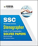 SSC Stenographer Grade C&D Examination Solved Papers
