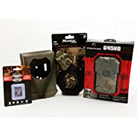 Stealth Cam G45NG Pro Scouting Trail Camera|4GB SD Card|Python Cable|Security Box