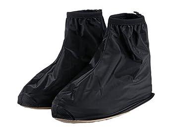 Amazon.com: Waterproof Rain Shoes Cover Men Rain Gear Rain Boots ...